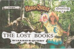 Adventure 3: The Lost Books (fan expansion for HeroQuest)