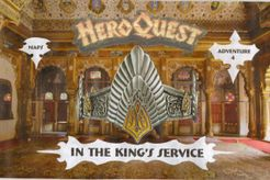 Adventure 4: In The King's Service (fan expansion for HeroQuest)