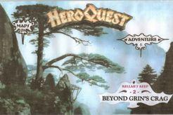 Adventure 5: Beyond Grin's Crag – Kellar's Keep 2 (fan expansion for HeroQuest)