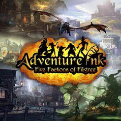 Adventure Ink: Five Factions of Filigree