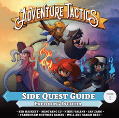 Adventure Tactics: Side Quest Guide Book 1 – Exploring Estellia