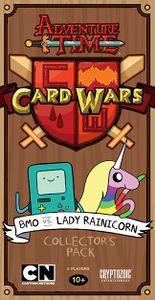 Adventure Time Card Wars: BMO vs. Lady Rainicorn