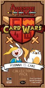 Adventure Time Card Wars: Fionna vs Cake