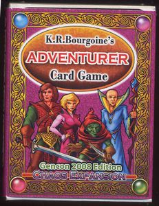 Adventurer: Card Game – Chaos Expansion