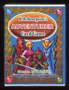 Adventurer: Card Game – Portals Expansion