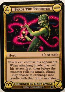 Adventurer: Card Game – Promo Cards