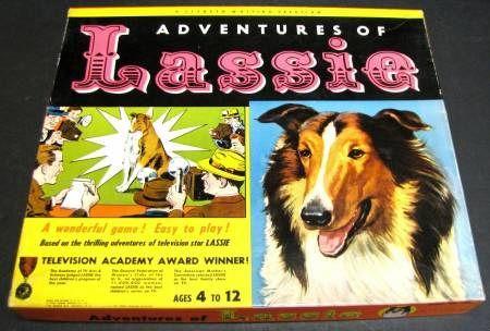 Adventures of Lassie