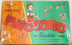 Adventures of Pinocchio: An Electric Game