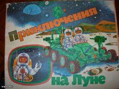 Adventures on the moon