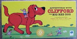 Adventures with Clifford, the Big Red Dog