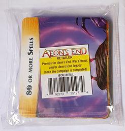 Aeon's End: Echo Stone and Splinter Missile Promo
