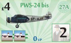Aeroplanes: PWS-24