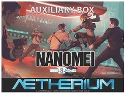 Aetherium: Nanomei Auxiliary Set