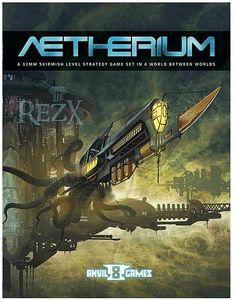 Aetherium: RezX Core Book