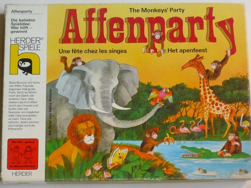 Affenparty