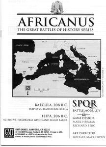 Africanus: SPQR Battle Module V