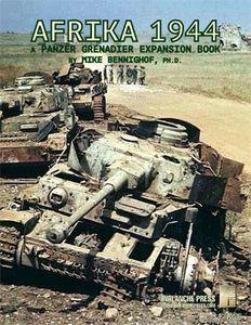 Afrika 1944: A Panzer Grenadier Expansion Book