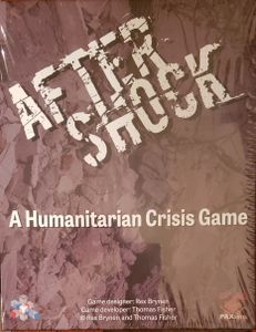 AFTERSHOCK: A Humanitarian Crisis Game