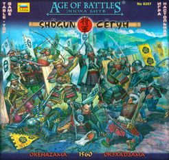 Age of Battles Game: Shogun