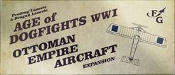 Age of Dogfights WWI: Ottoman Empire Aircraft
