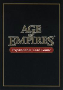 Age of Empires: Expandable Card Game