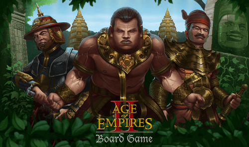 Age of Empires II: The Board Game (Non-commercial)