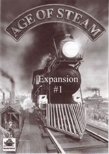 Age of Steam Expansion #1: England & Ireland