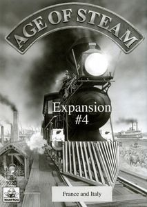 Age of Steam Expansion #4: France and Italy