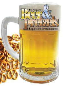 Age of Steam Expansion: Beer & Pretzels