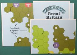 Age of Steam Expansion: Great Britain