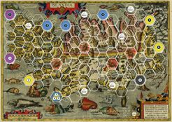 Age of Steam Expansion: Iceland/Texas
