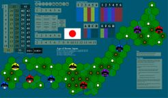 Age of Steam Expansion: Japan