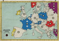 Age of Steam Expansion: Old Europe / 51st State