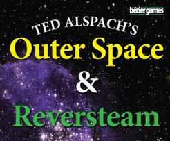Age of Steam Expansion: Outer Space & Reversteam