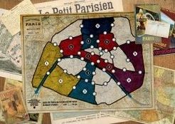 Age of Steam Expansion: Paris & Moscow