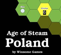 Age of Steam Expansion: Poland