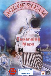 Age of Steam Expansion: The Moon