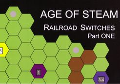 Age of Steam Expansion: The Railroad Switches
