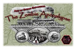 Age of Steam Expansion: The Zombie Apocalypse