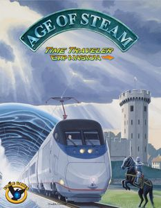 Age of Steam Expansion: Time Traveler