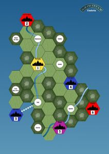 Age of Steam Expansion: Umbria