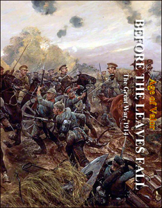 Age of Valor: Before the Leaves Fall, the Great War 1914