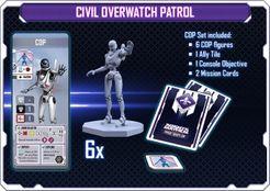 Agents of Mayhem: Civil Overwatch Patrol