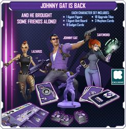 Agents of Mayhem: Johnny Gat is Back