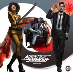 Agents of SMERSH: Epic Edition