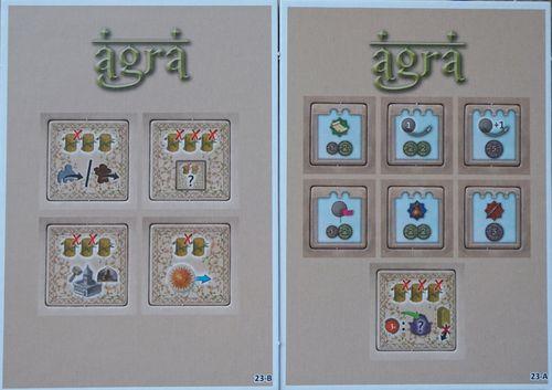 Agra: Mini-Expansion 1