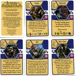 Agricola: Changelings
