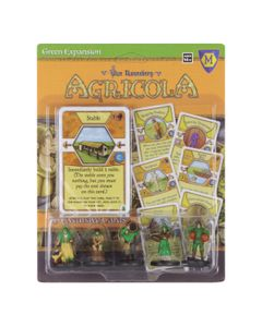 Agricola Game Expansion: Green