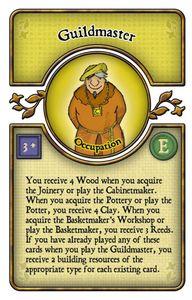 Agricola: Guildmaster