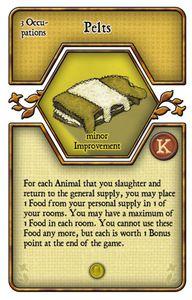 Agricola: Pelts